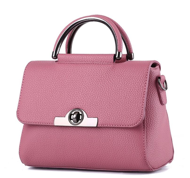 Túi xách nữ hồng phấn TX2926