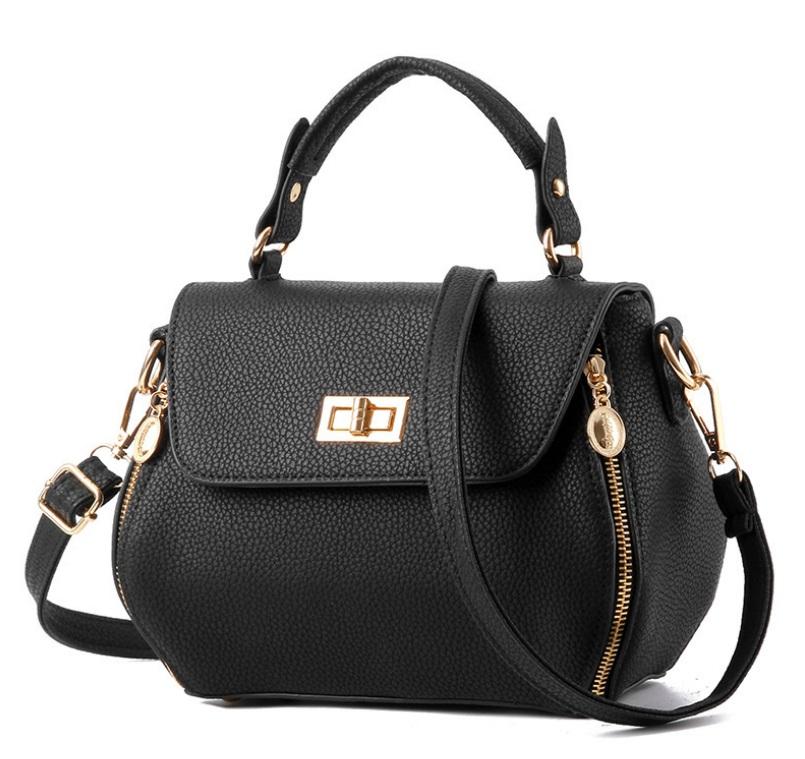 Túi xách nữ màu đen TX3239