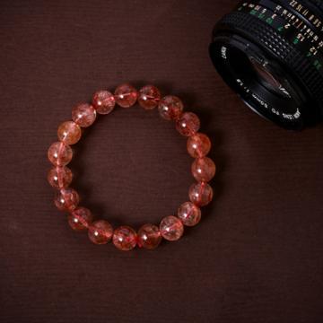 Thạch Anh Tóc Đồng 8 Ly 6A