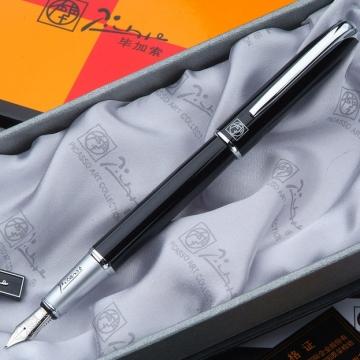 Bút ký Picasso máy 916F(B) màu đen, cài bạc