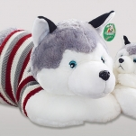 Chó bông Husky GB338