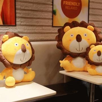 Sư tử bông GB314