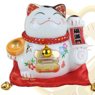 Mèo tay sứ 40108