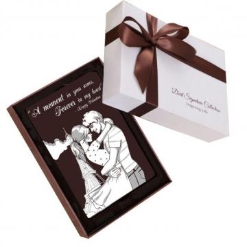 Socola Valentine hộp 1 viên 10×15(V16-S16)