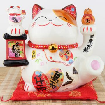 Mèo tay sứ 35108