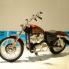 xe máy mô hình Harley Davidson Seventy Two 2010 XL 1:12
