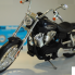 Harley Davidson FXDBI DENA STREET BOB 2006 màu xanh 1:12