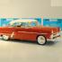 Ô tô mô hình Ford Cresline Victoria RED 1953 tỉ lệ 1:24