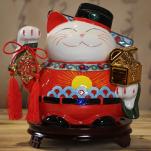 Mèo mũ quan 14058