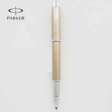 Bút Parker màu đồng cài bạc PK016R