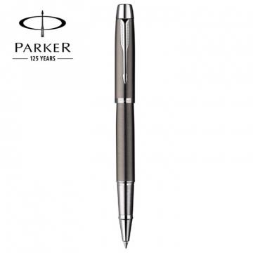 Bút Parker dạ bi màu than cài bạc PK015RC