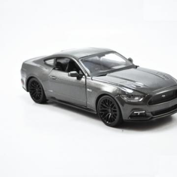 Ô tô mô hình Ford Mustang GT Metallic Blue tỉ lệ 1:24