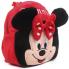Balo cho bé chuột Mickey Minnie màu đỏ (loại lớn) BL031