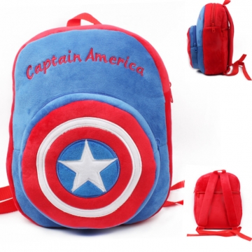 Balo cho bé (loại lớn) Captain America BL028