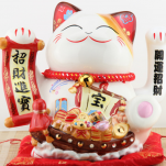 Mèo thần tài 35906