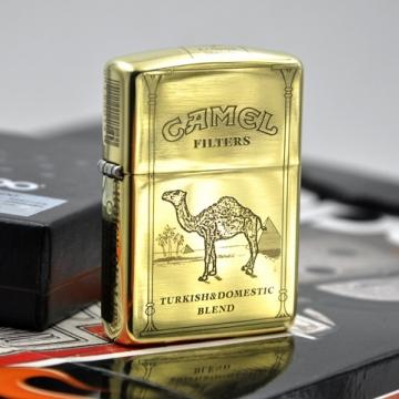 Bật lửa Zippo USA chính hãng lạc đà Camel