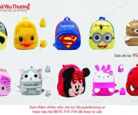 Balo trẻ em giá rẻ tại Tp.HCM & Hà Nội hàng VNXK
