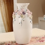 Bình hoa sứ BH107
